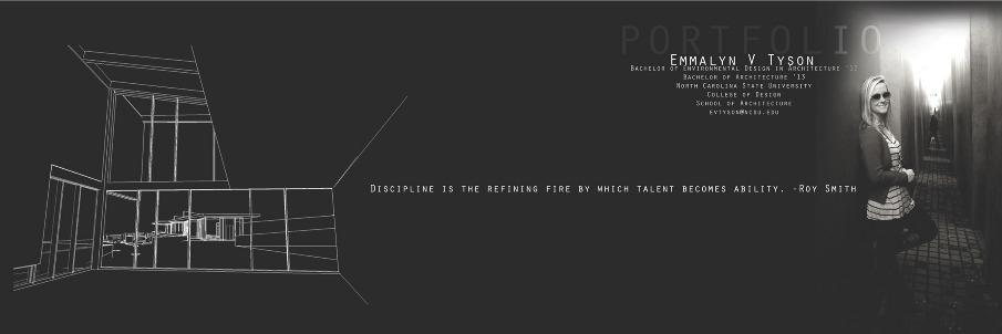 emmalyn v tyson architecture portfolio
